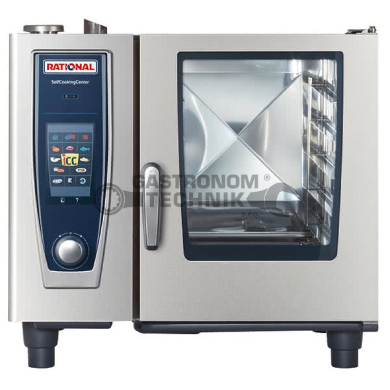 RATIONAL SelfCookingCenter  typ 61 VL